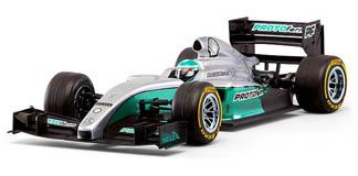 1-10 Formule 1